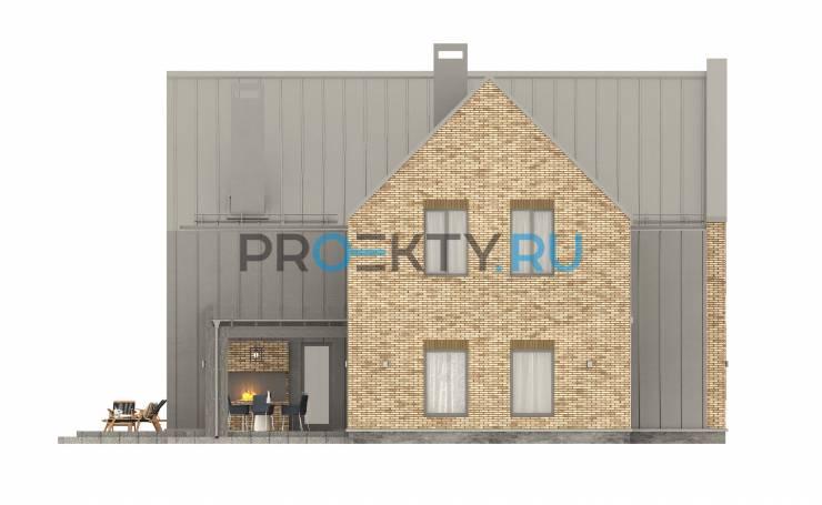Фасады проекта Катвуд