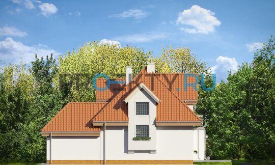 Фасады проекта Классический