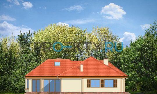 Фасады проекта Комфортный-2