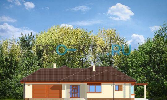 Фасады проекта Комфортный