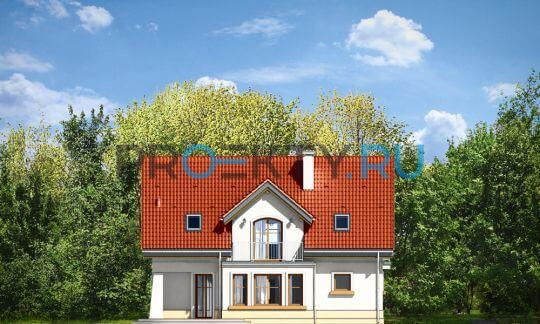 Фасады проекта Клевер