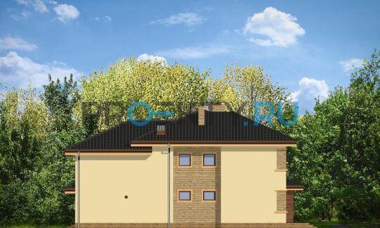 Фасады проекта Коралл
