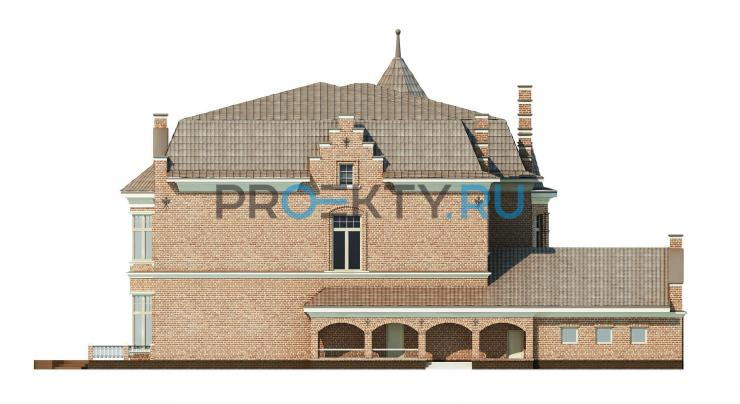 Фасады проекта Ido-1000