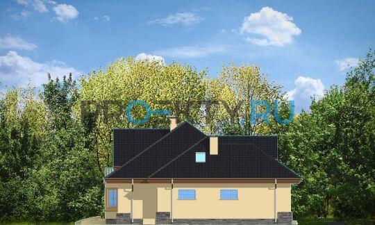 Фасады проекта Майя