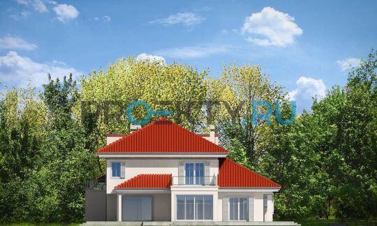Фасады проекта Малибу