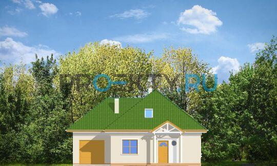 Фасады проекта Мазурек-2