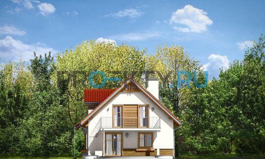 Фасады проекта Михалина