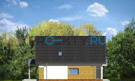 Фасады проекта Городской