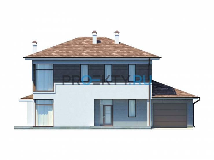 Фасады проекта Монелья