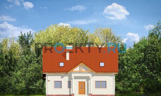 Фасады проекта На Общей