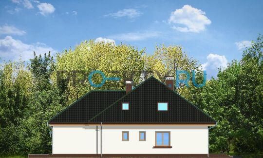 Фасады проекта Наталья-2