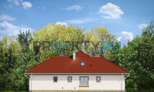Фасады проекта Наталья-3