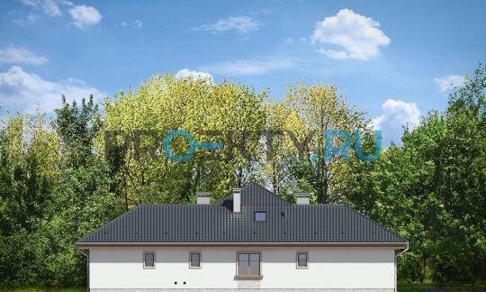 Фасады проекта Наталья-4