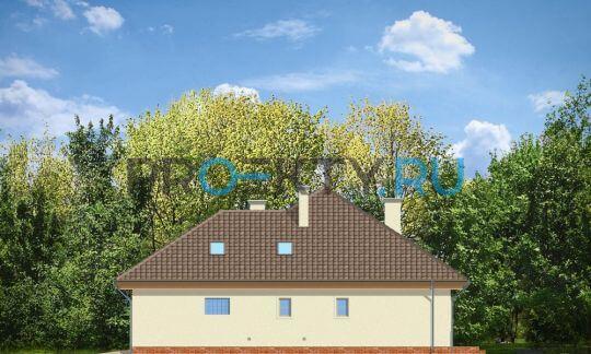 Фасады проекта Наталья