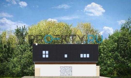 Фасады проекта Современный