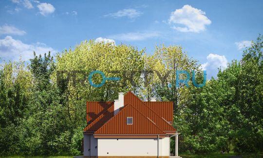 Фасады проекта Офелия