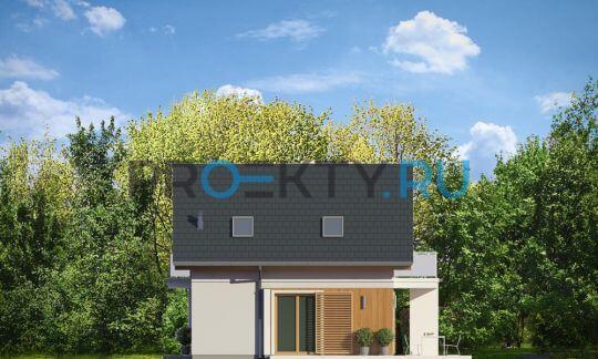 Фасады проекта Оленька