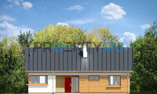Фасады проекта Оливка