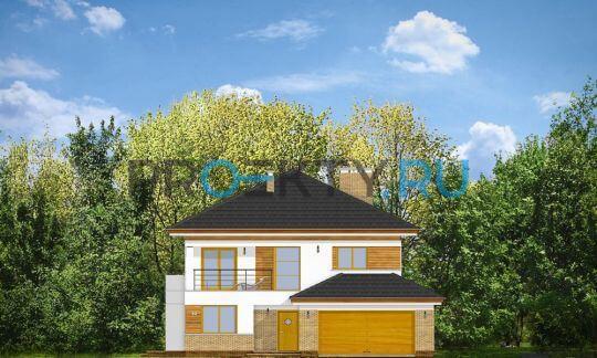 Фасады проекта Опал