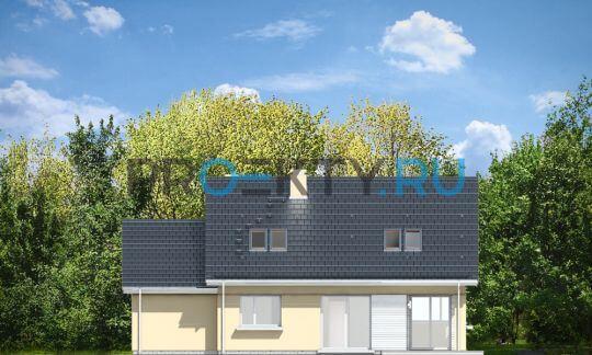Фасады проекта Оптимальный-2