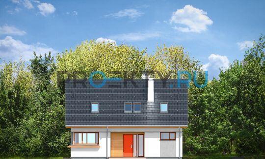 Фасады проекта Оптимальный