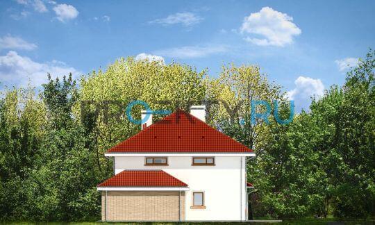 Фасады проекта Орхидея