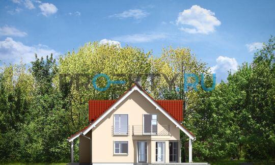Фасады проекта Орлик
