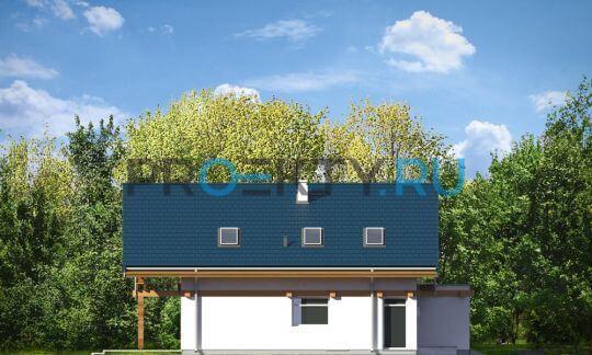 Фасады проекта Открытый-3