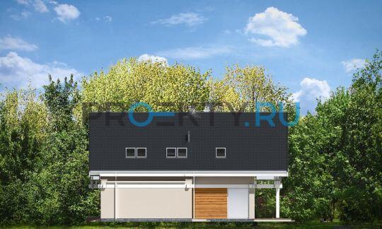 Фасады проекта Открытый