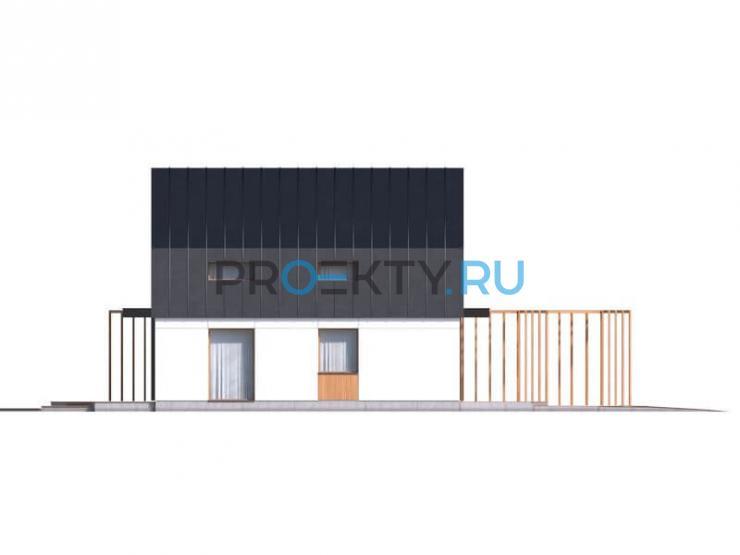 Фасады проекта P1