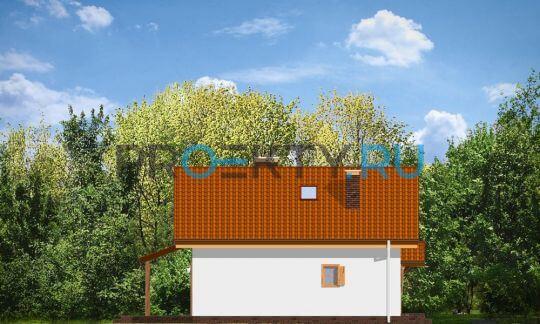 Фасады проекта Пчелка