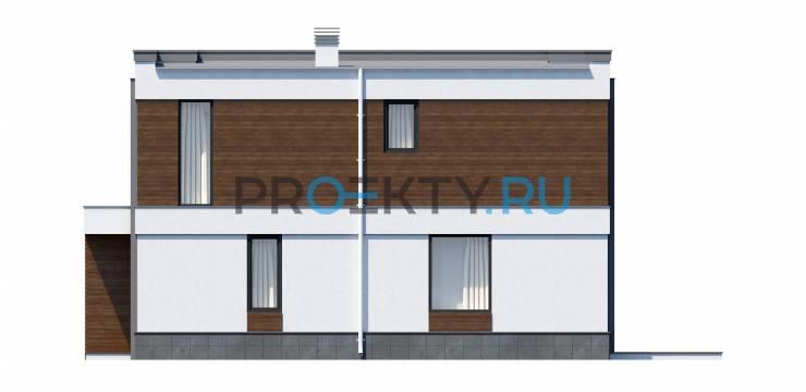 Фасады проекта Пионер