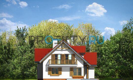 Фасады проекта Под Дубками