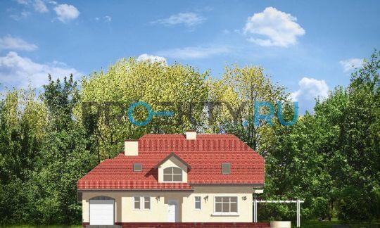 Фасады проекта Погодный-3