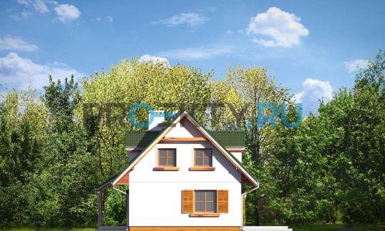 Фасады проекта Земляника