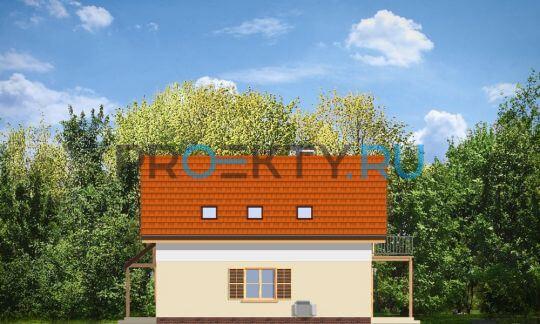 Фасады проекта Практичный В