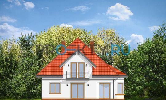 Фасады проекта Агатка