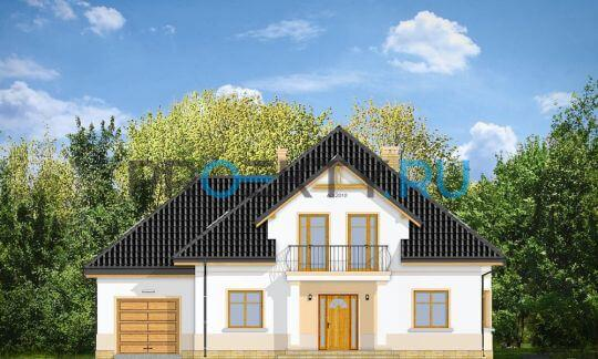 Фасады проекта Аманда