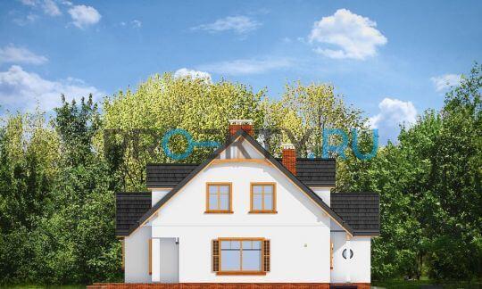 Фасады проекта Конфетка
