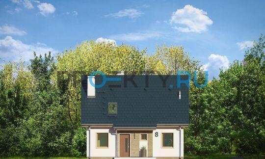 Фасады проекта Приключение-2
