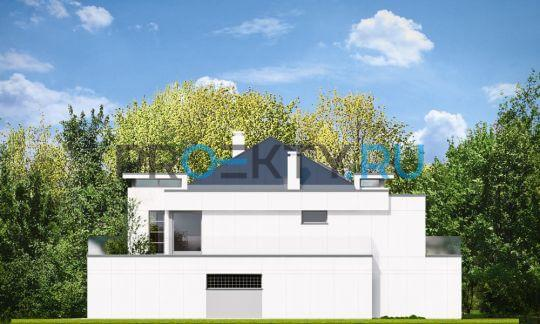 Фасады проекта Вилла Флорида