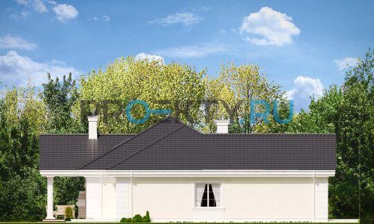 Фасады проекта Парковая Вилла