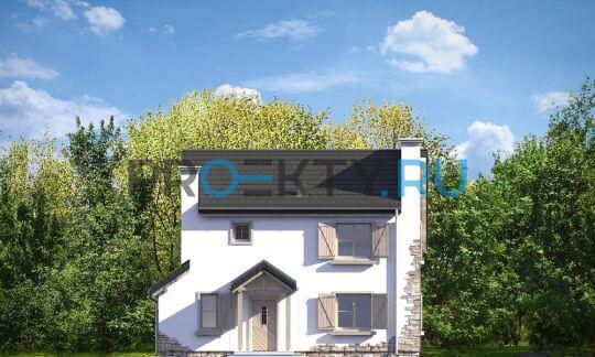 Фасады проекта Провансальский