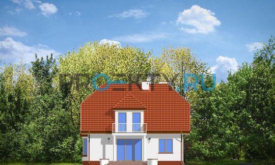 Фасады проекта Уютный