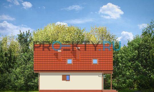Фасады проекта Радостный