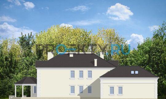 Фасады проекта Регент