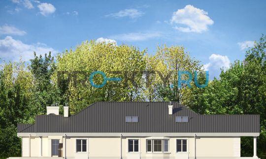Фасады проекта Парковая Резиденция