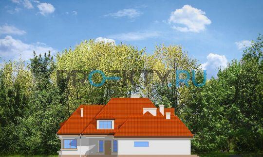 Фасады проекта Резиденция