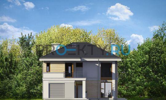 Фасады проекта Ривьера-2