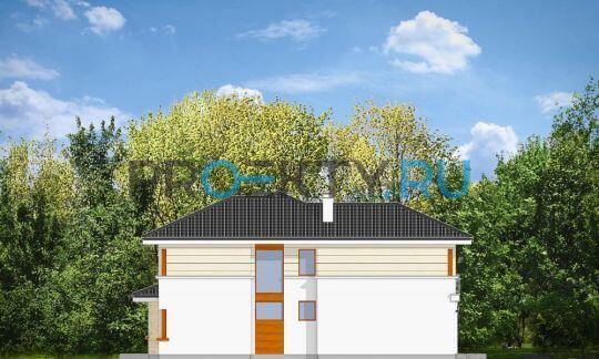 Фасады проекта Ривьера